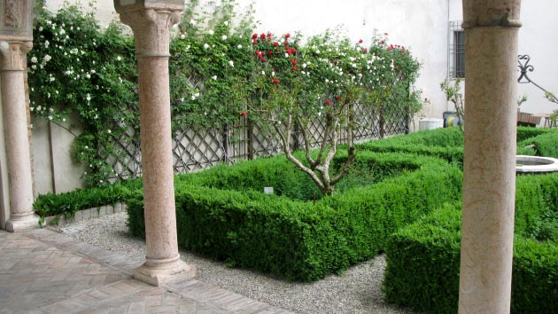 Giardino di Casa Abdreasi