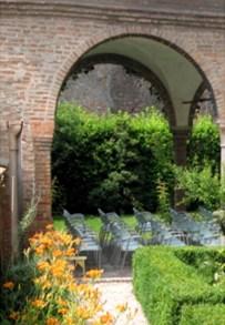 giardino di Casa Andreasi