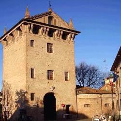 Gonzaga,centro storico