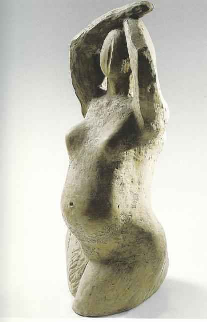 """Nudo di ragazza"" Giuseppe Gorni"
