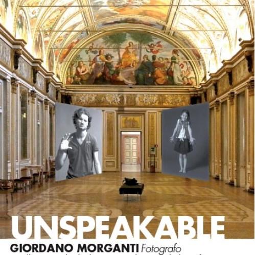 UNSPEAKABLE Giordano Morganti