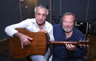 Michele Ascolese e Edoardo De Angelis (foto di Mariacristina Di Giuseppe)