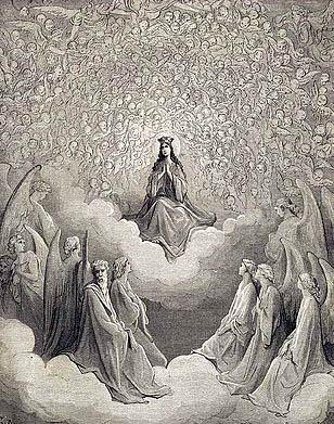 Dorè La preghiera alla Vergine di san Bernardo (canto XXXIII).jpg