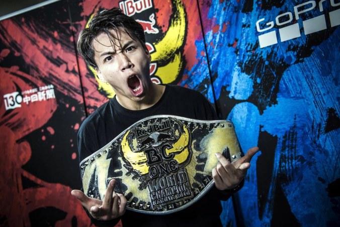 RED BULL BC ONE_il campione Issei.jpg