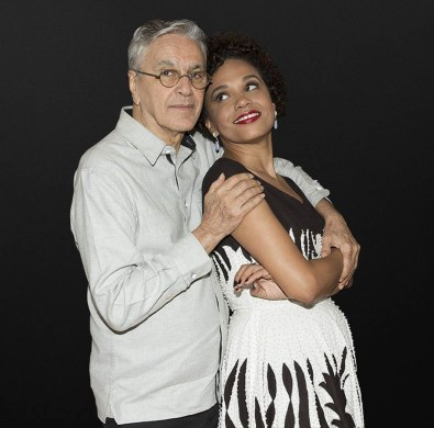 Caetano Veloso e Teresa Cristina b