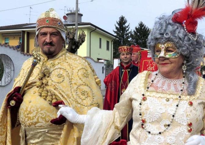 Carnevale Roverbella