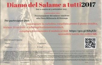 DIAMO DEL SALAME