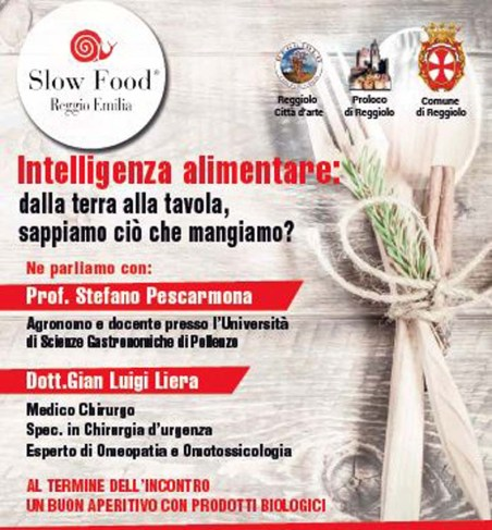 INTELLIGENZA ALIMENTARE