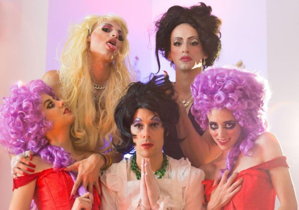 Of Montreal + drag