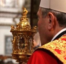 sacri vasi - vescovo