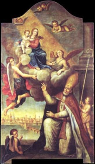 sant'anselmo II patrono di mantova