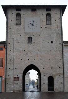 Torre del castello di Ceresara