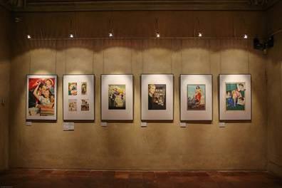 2 -Il Colore delle Stelle - Mitografie del femminile nei Manifesti delle Collezioni Csac