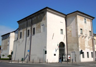 Palazzo di San Sebastiano - Mantova