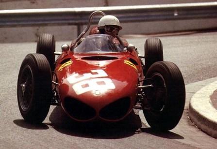 Lorenzo-Bandini-Ferrari-156-1962-Monaco