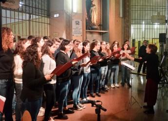 CORO GOSPELDELLA SEZIONE FEMMINILE DELLA CASA CIRCONDARIALE DI SAN VITTORE