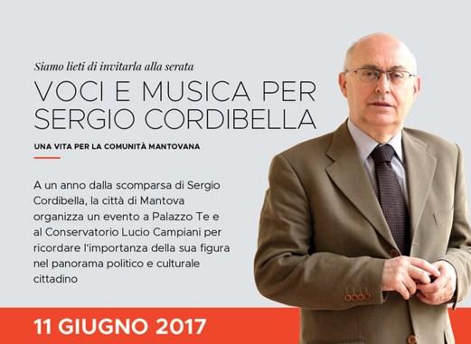 Voci e Musica per Sergio Cordibella