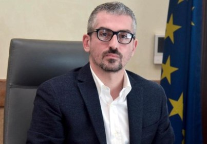 MATTIA PALAZZI sindaco Mantova