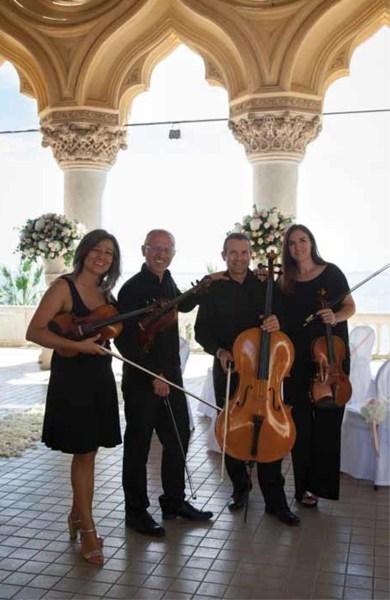 quartetto caprice