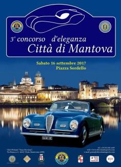 auto storiche Città di Mantova