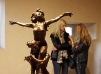Mostra Dipinti e sculture Il pifferaio magico C. Santachiara