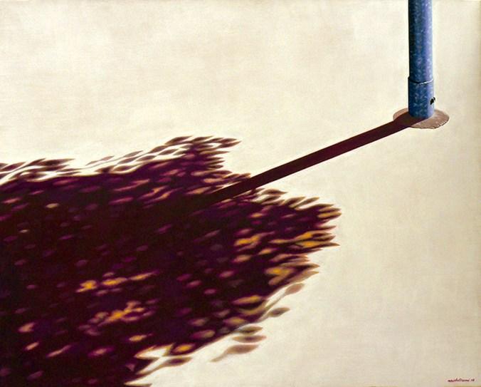 BELTRAMI - Crescita, 2014, alchidico su tela, 80x100 (800)