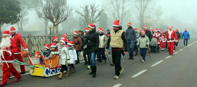 Camminata Babbo Natale 2015 (2)
