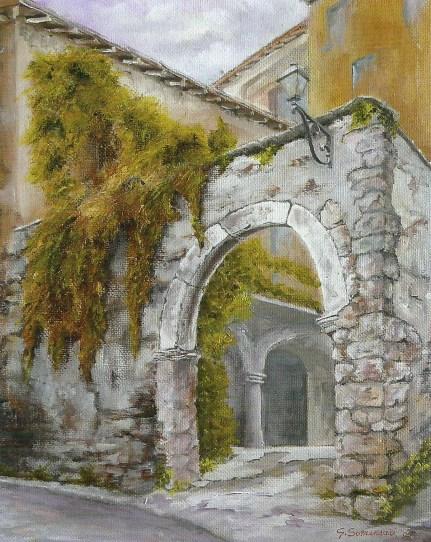Somensari - Casa a Castelletto (2005)