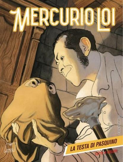 mercurio loi - la testa di pasquino