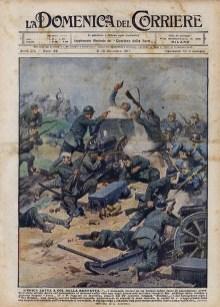 n.49 l'epica lotta a Col della Berretta