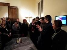 Il curatore Massimo Marchetti presenta la mostra.jpg