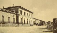 Mantova - stazione ferroviaria piazza don Leoni