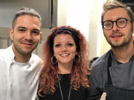 aiuto chef titolare e chef