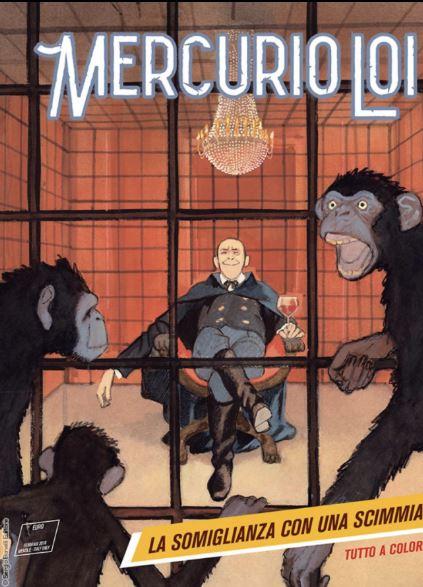 mercurio loi scimmia