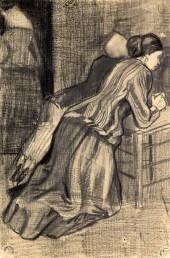 17 - KM 125.556 Two women praying, October - December 1882