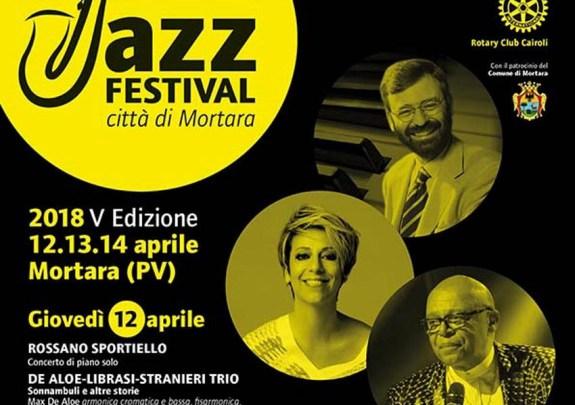 Locandina_Jazz Festival Città di Mortara 2018