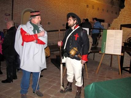 Alberto Riccadonna nei panni di Giuseppe Garibaldi