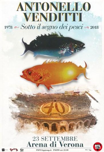 Antonello Venditti_Locandina Arena b