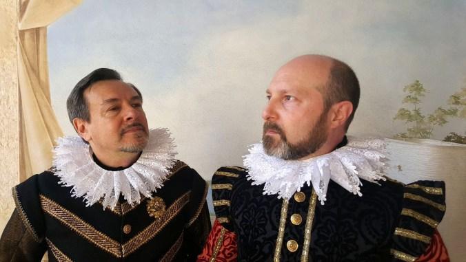 da six. Angelo Manzotti e Giampaolo Tirelli
