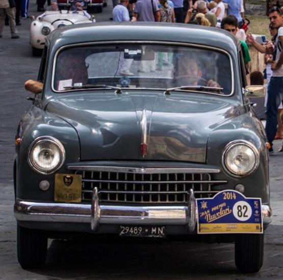 FIAT 1400 TAZIO NUVOLARI