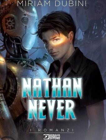 NATHAN NEVER romanzo