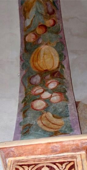 roversella affresco di melone