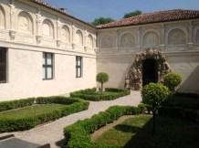 giardino segreto di palazzo te