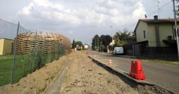 Cantiere via Gavello