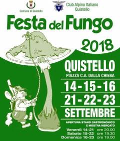 festa del fungo 2018