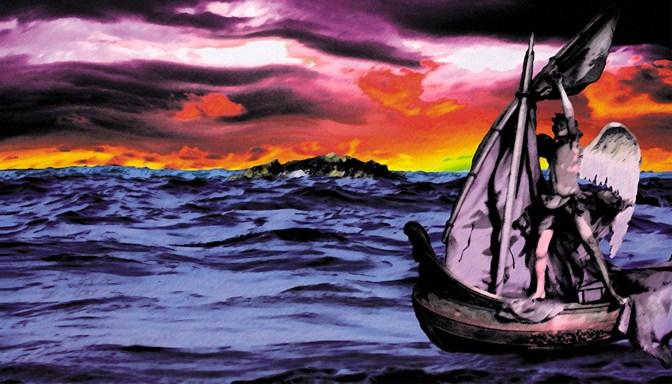 Ovunque nel mare del Tempo, 2008
