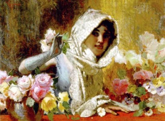 ripari - giovane donna tra i fiori.jpg