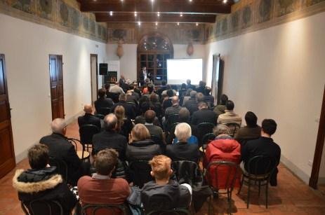 Villa Angeli - sala convegni