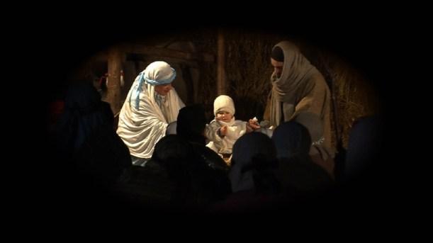 presepe vivente san biagio sacra famiglia