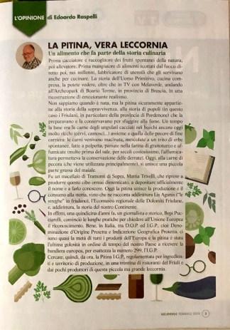 MELAVERDE MAGAZINE febbraio 2019 raspelli editoriale 3011